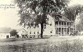 Historic Deerfield Inn