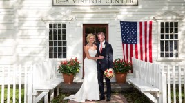 Historic Deerfield Wedding