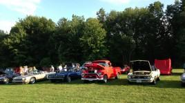 Car Show in Massachusetts