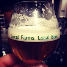 local farms local beer