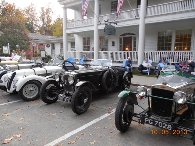 Classic Cars Deerfield MA Inn