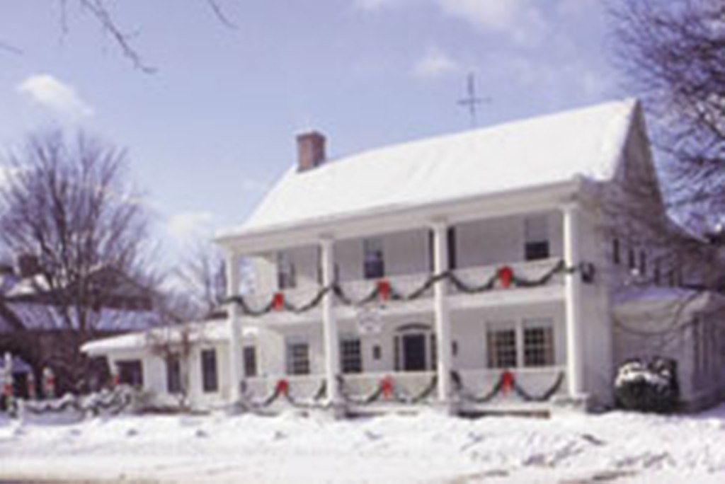 Christmas lodging Deerfield, MA