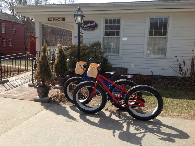 country bikes to rent