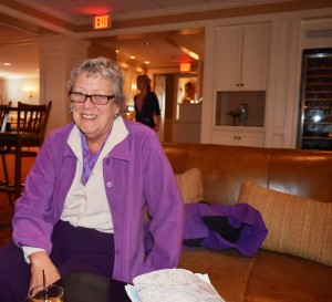Joan Harlow in Deerfield, MA