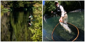 Fly Fishing on the Deerfield River