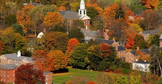 Overview of Deerfield MA