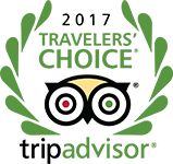 2017 Travelers' Choice TripAdvisor