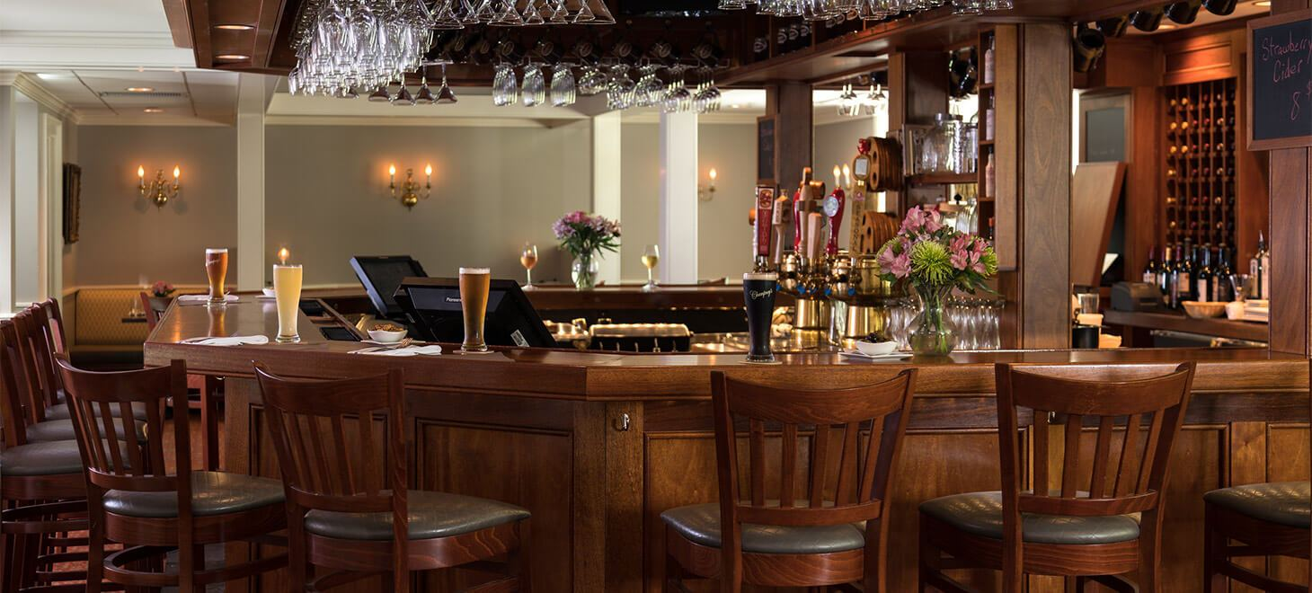 Bar at Champney's Restaurant