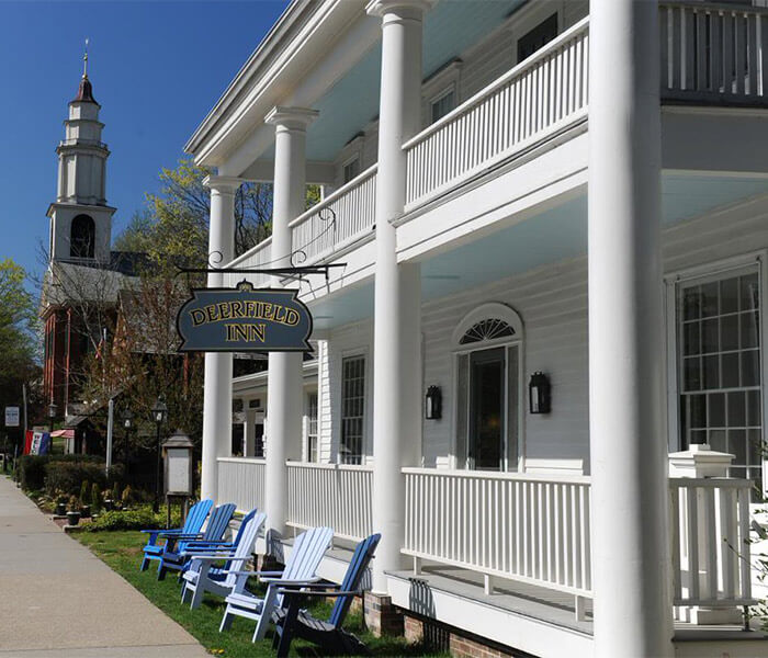Deerfield Inn Exterior