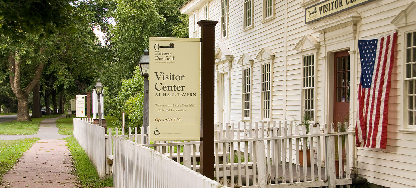 Historic Deerfield Visitor Center