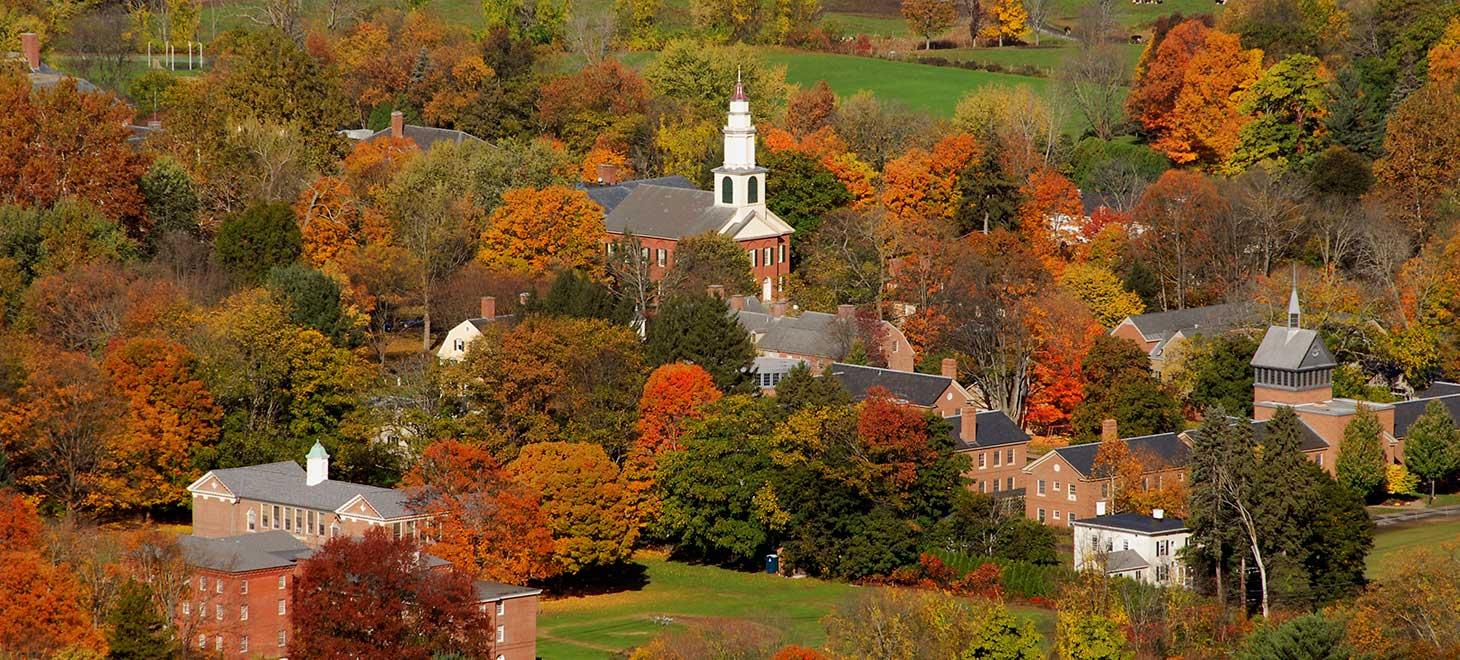 Historic Deerfield overview