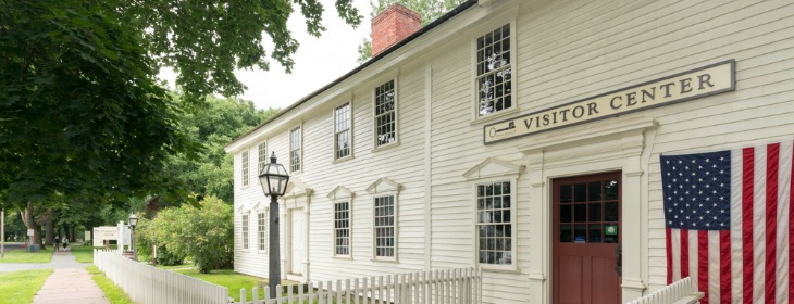 Things to Do in Western Mass-Visitor Center