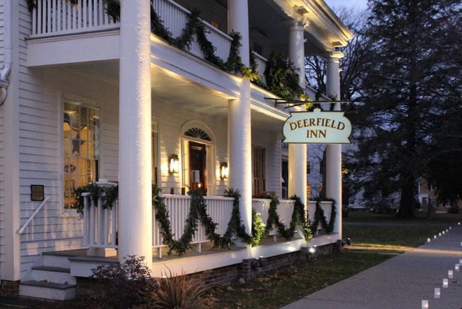Deerfield, MA bed and breakfast